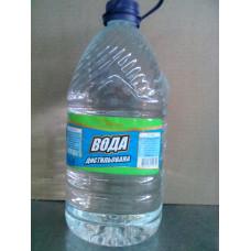 Вода дистильована 5л (вир-во Україна)